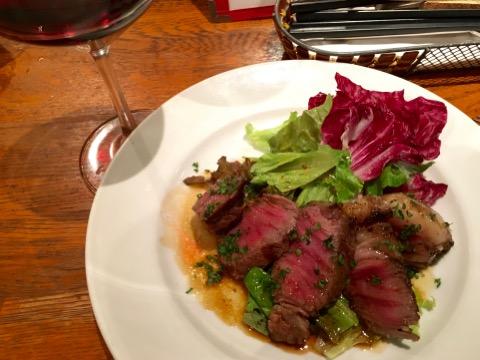 和牛のビステッカ Wagyu Steak