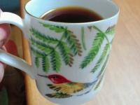 2016 コーヒーカップ鳥さん 1