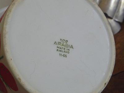 ARABIAジャムポット
