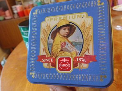 ナビスコ缶