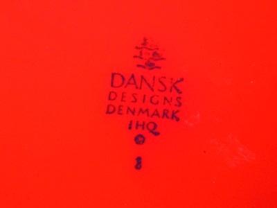 Danskパエリアパン赤