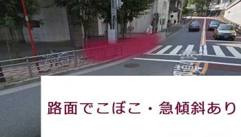 乃木坂駅ルート04