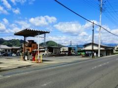 関越交通・沼田営業所バス駐車場