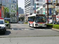 熊谷駅北口待機スペース