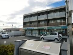 旧梅郷駅入口バス乗り場