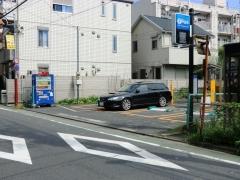 松ノ木住宅ターンテーブル跡