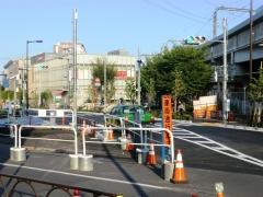 旧小田急バス乗り場位置