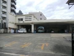 西武バス・上石神井営業所整備工場