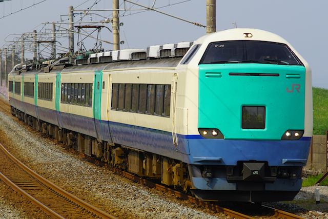 160502 JRE 485-3500-ItoigawaRapid-1