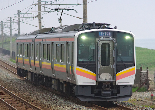 160501 JRE E127-kakizaki-1