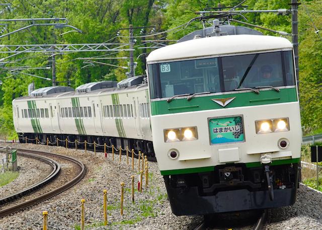 160503 JR E 185 hamakaiji-1