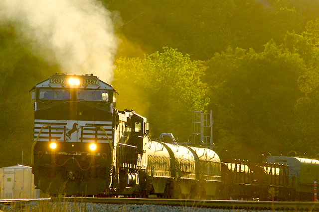 Sep3016 NS9887 sunset Irondale1