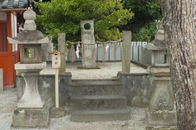 菅生神社03遥拝