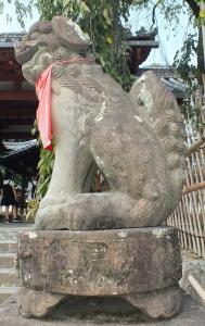奈良氷室神社06b狛