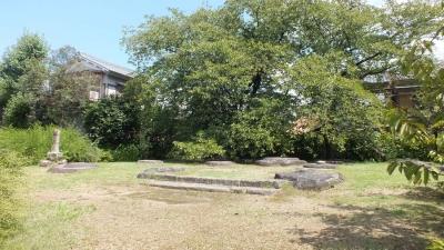 元興寺03a礎石