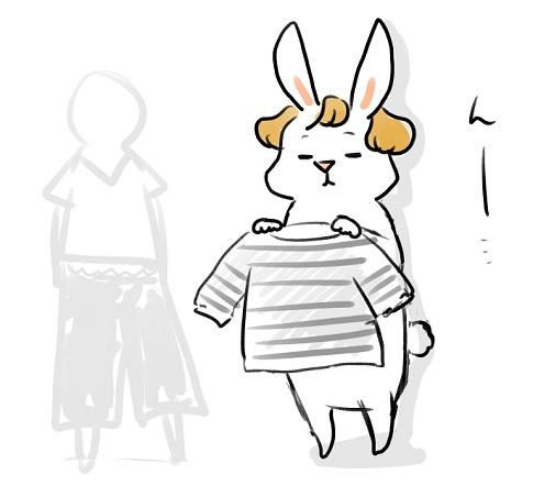 服を買う基準