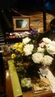 花とともに
