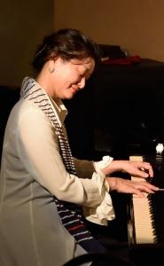 廣田ゆり(ピアノ)2016,4月