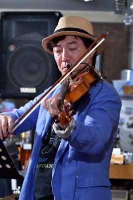 三井大生(バイオリン)
