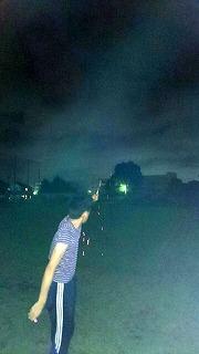 夜の花火2016