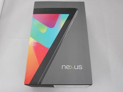 Nexus7箱