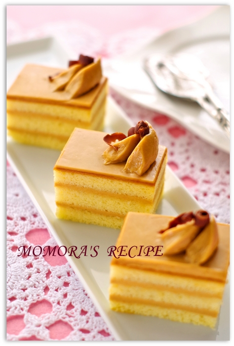 HMレンジモカケーキ (1)