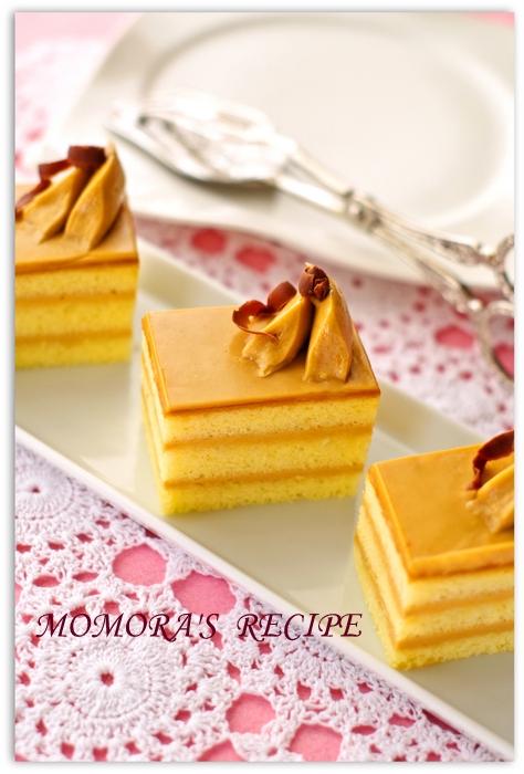HMレンジモカケーキ (2)