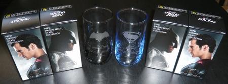 バットマンvsスーパーマン ペプシグラス