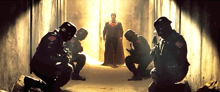 バットマンvsスーパーマン