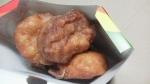 鶏肉合体「でからあげクン 夢のミックス味」