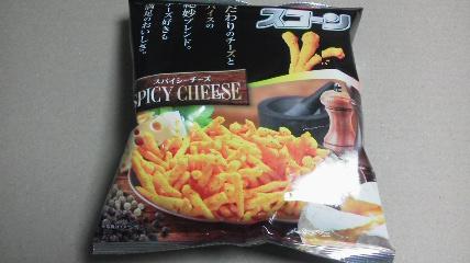 コイケヤ(湖池屋)「スコーン スパイシーチーズ」