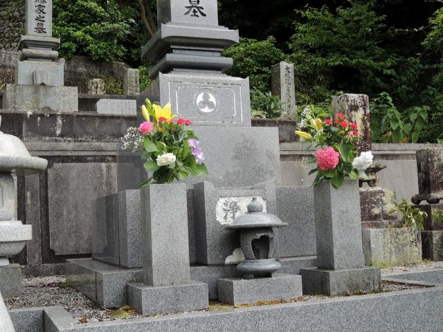 N8068墓参
