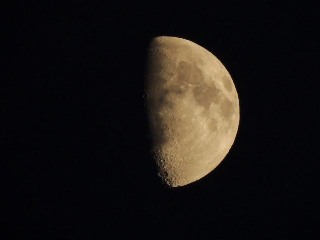8367下弦の月