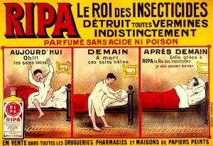 03d 300 RIPA of Insecticides