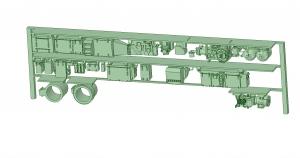 ●E1 サハ8700 DCMG-0