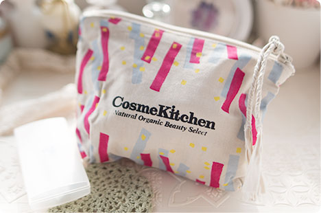 2016SS Cosme Kitchenスターターキット