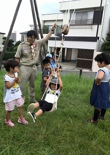 31団体験会笠寺公園h280703_2859