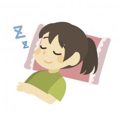 睡眠イラスト0-07