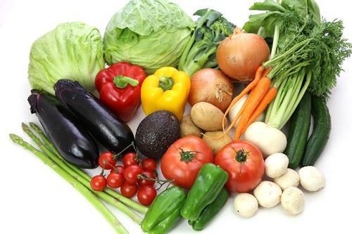 ダイエット、野菜