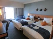 九州ふっこう割でANAクラウンプラザホテル熊本ニュースカイに宿泊♪