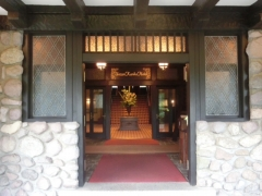憧れのクラシックホテル・雲仙観光ホテルに宿泊♪