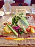 水道町のJulienne(ジュリエンヌ)で野菜たっぷりランチ♪