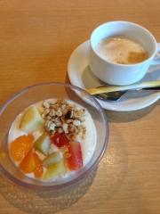 菊南温泉ユウベルホテル ビュッフェレストラン ナチュラで朝食♪