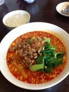 熊本市北区の黄鶴(コウカク)で担々麺♪