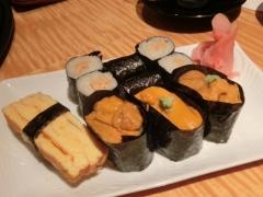ANAクラウンプラザホテル熊本ニュースカイ 日本料理 光琳の寿司&天ぷら食べ放題フェア!