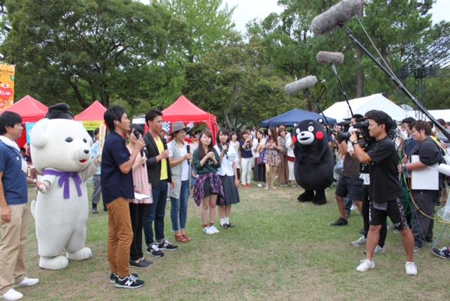元気ばい熊本キャラフェス2016 ...