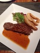 ANAクラウンプラザホテル熊本ニュースカイ内のサンシエロでステーキ食べ放題♪