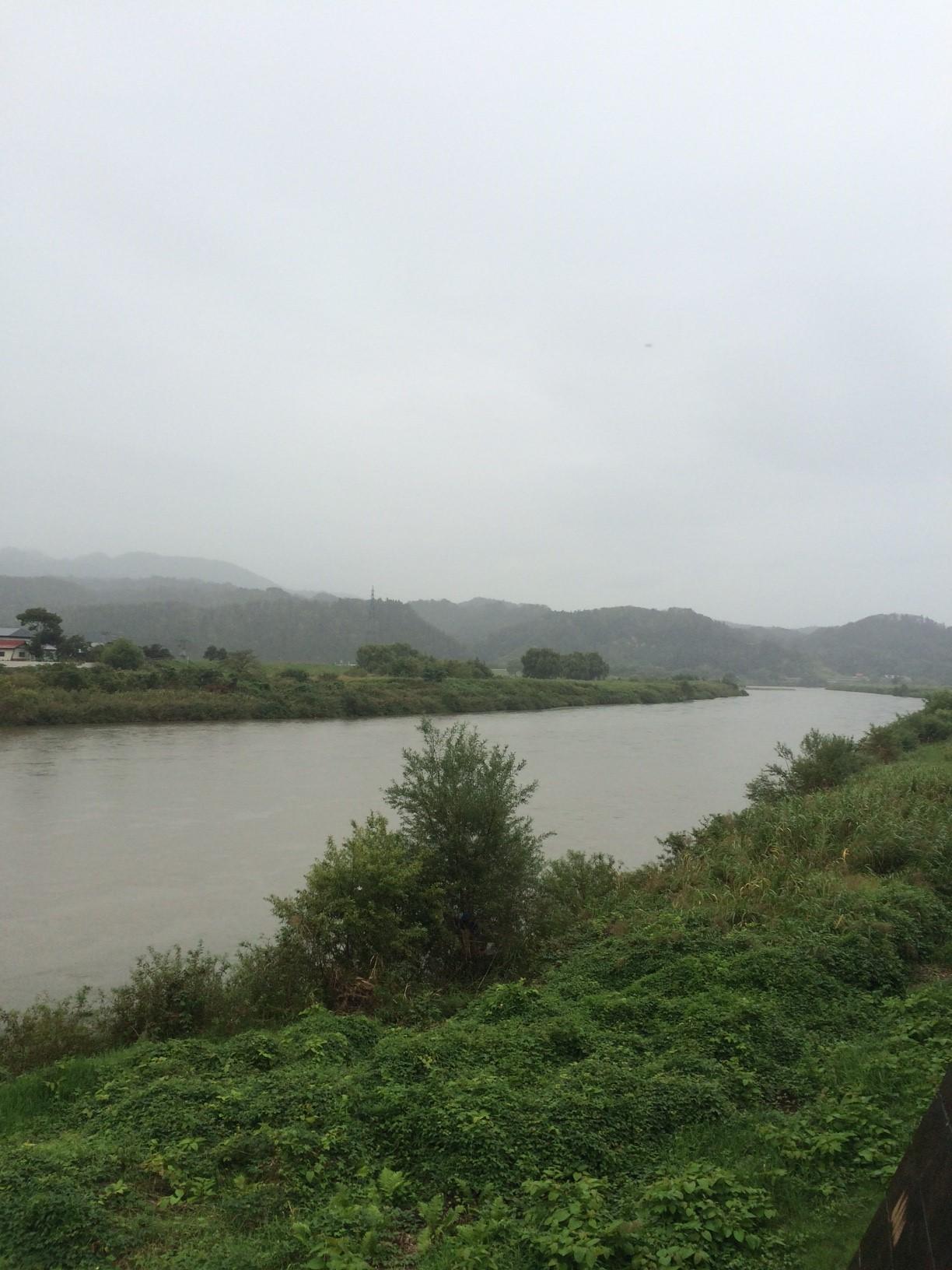 1-4 雨の最上川