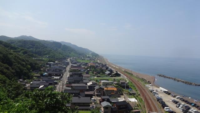 米山駅撮り鐵spot