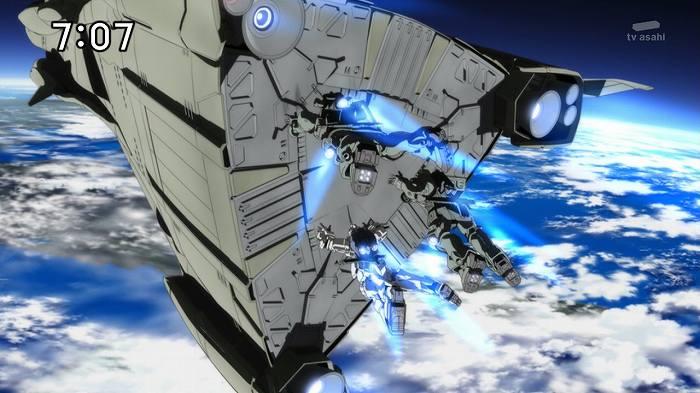 ガンダムUC 15話2